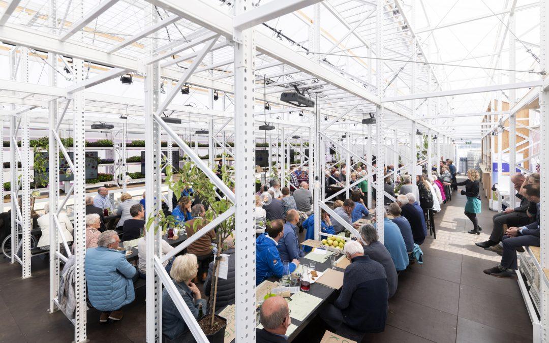 Herdenkingsbijeenkomst Flevoland Brasserie 2050 – Rabobank
