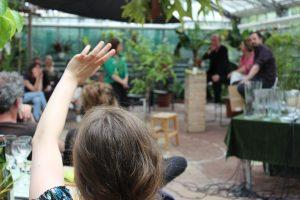 #4 Botanische tuin Zuidas